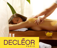 Decleor Body treatments Crewe